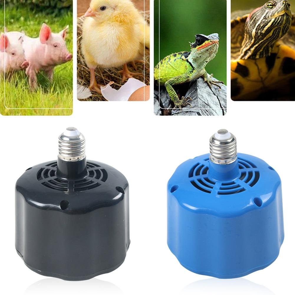 Suministros para mascotas, herramienta de incubadora con termostato multifuncional para pollos, lámpara de calentamiento para cultivo en interiores de invernadero para aves de corral