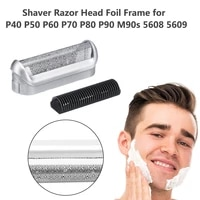 cutter head cutter net is suitable for braun blanc razor net bracket cutter 5s p40p50p60p70p80p90 m90s 5608 5609