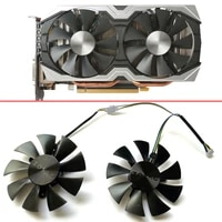 new 85mm 4pin gfy09010e12spa cooler fan replace for gtx1060 6 gb amp gtx 1070 mini graphics card cooling fans