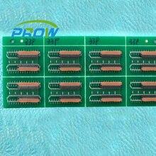 Złącza FFC FPC 33P do 30p 33 33pin rozszerzona płytka przyłączeniowa 0.3mm 0.3 pitch LVDS ekran LCD płyta testowa Prow
