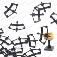 weapons era building block bow and arrow accessories moc special soldier figures archer force model child christmas gift boy toy