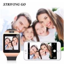 2020 New Bluetooth DZ09 Smart Watch Sport Wristwatch Support 2G SIM TF Camera Smartwatch For Android Phone PK Q18 Y1 V8 U8