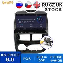 Lecteur DVD de Navigation GPS de voiture   Android 10.0/9.0, 2013x2016, écran IPS de 1024 pouces, Headunit, construction DSP, 600*10.1