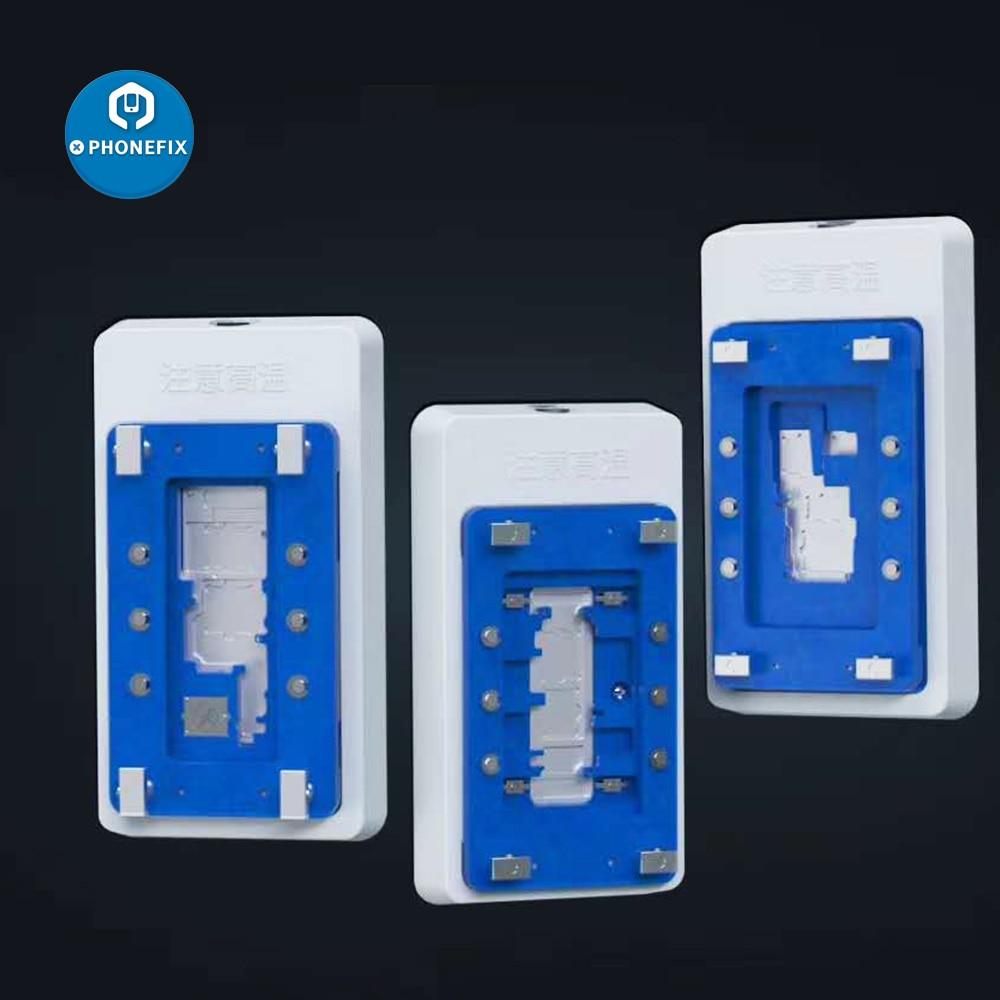 لوحة أم MJ CH5 ذات طبقات قابلة للتحلل مع منصة PCB مع شريط لاصق للآي فون X XS XSMAX 11 11Pro Max لإزالة الغراء