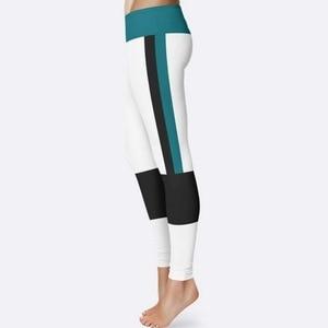 New Womens Sportwear Athletic Gym Activewear Track Running Pants Trousers Leggings 3D Print Hight Waist Leggings Fashion pants