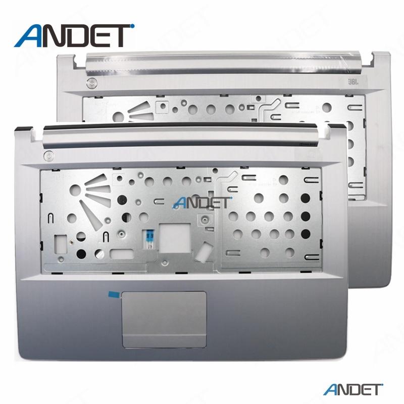 New Original For Lenovo Z41 Z41-70 500-14 Palmrest Upper Case Keyboard Bezel Cover Touchpad Silver 5CB0J23699 5CB0J23669