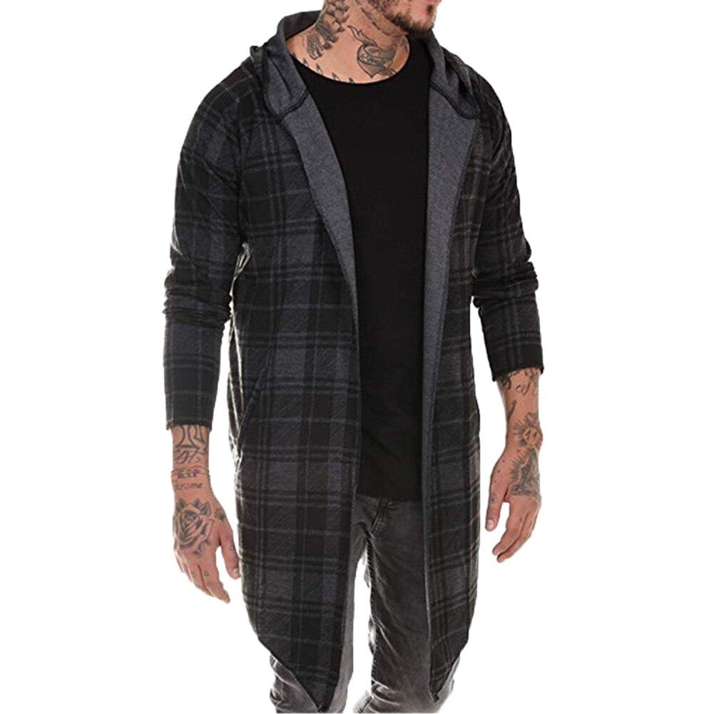 Sweat à capuche à manches longues pour Homme, Streetwear, veste décontractée, collection automne hiver, 348 #