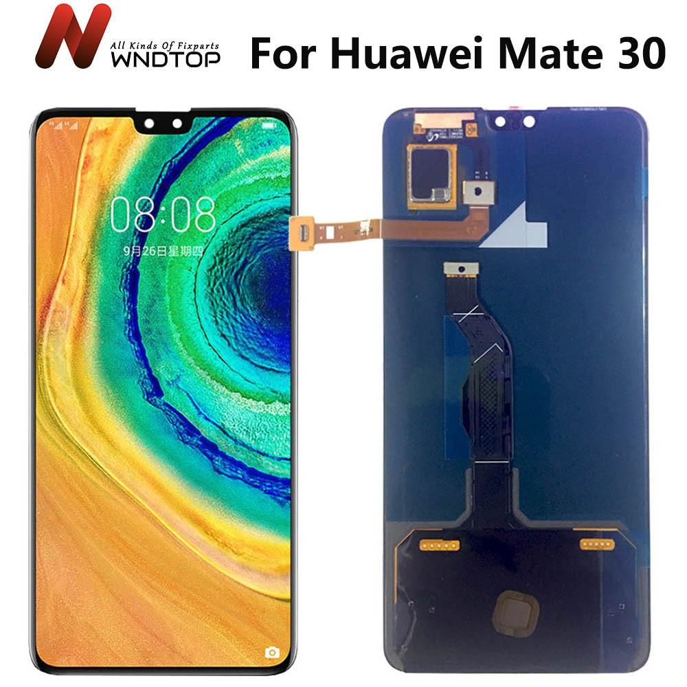 لهواوي ماتي 30 LCD عرض تعمل باللمس الجمعية إصلاح لهواوي ماتي 30 LCD هواوي Mate30 TAS-L29 TAS-L09 شاشة LCD