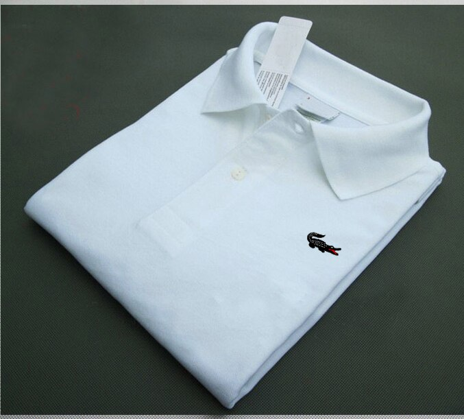 2021 New Man Polo Shirt Mens Casual Printed Cotton Polo Shirt Men Short Sleeve High Quantity Polo Me