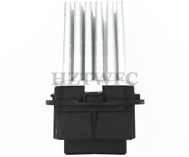 Для вентилятора отопителя CITROEN C3 C4 C5 C6 DS3, резистор мотора 351320011 5DS351320-011 5DS351320011 V22790001 6441S7 6441. S7