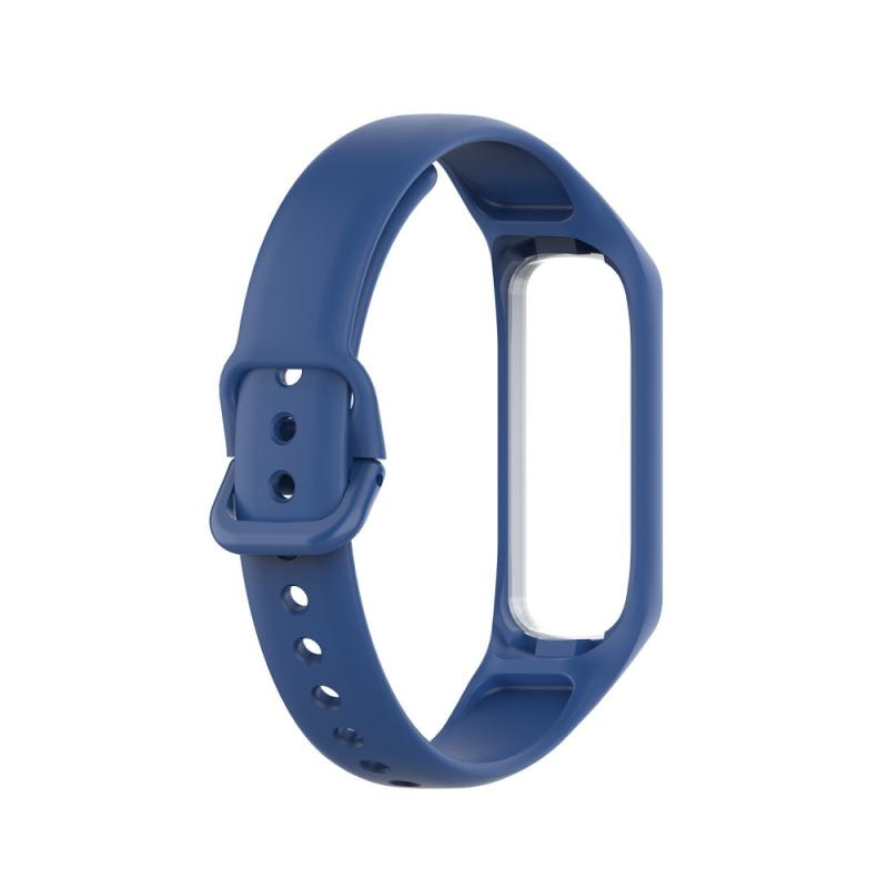 Silicone Strap For Samsung Galaxy Fit 2 SM-R220 Wristband Bracelet Replacement Wrist Color TPU Strap