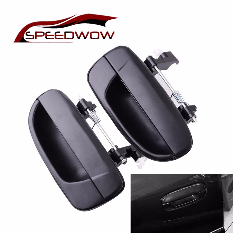 SPEEDWOW Car Rear Outer Handle Right Left Exterior Door Handle For Accent Hyundai 2000-2006 OE 83650-25000 Car Modified Parts