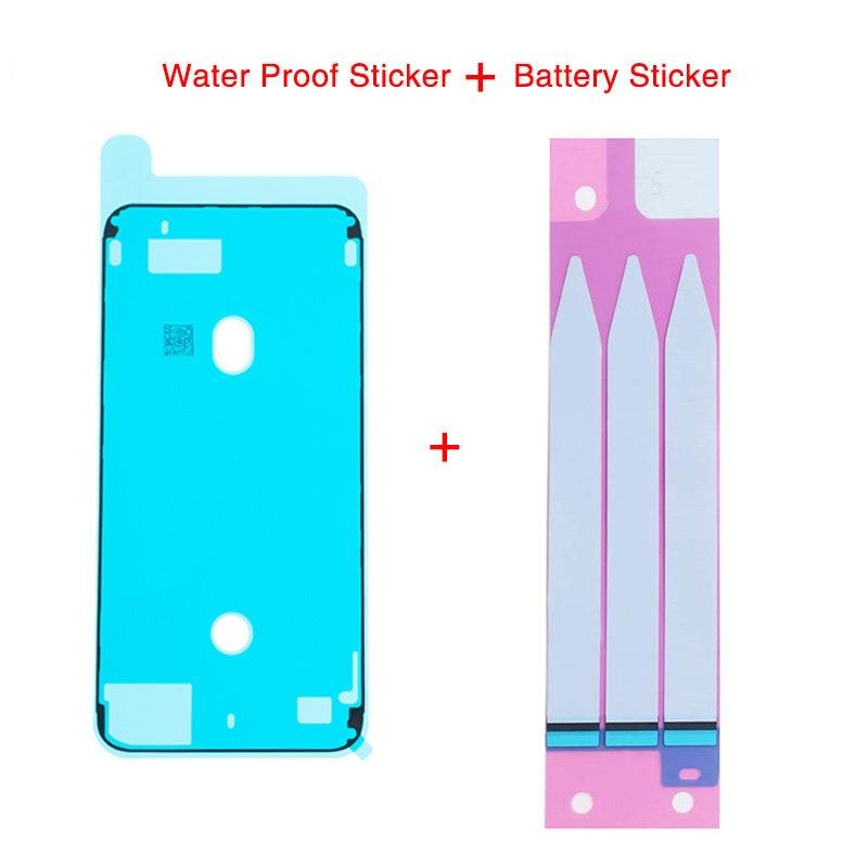 1set Waterproof Adhesive Sticker For Iphone 6 6s 7 8 Plus X Xr Xs Max Lcd Screen Frame Bezel Seal Tape Glue Battery Sticker Phone Sticker Back Flim Aliexpress