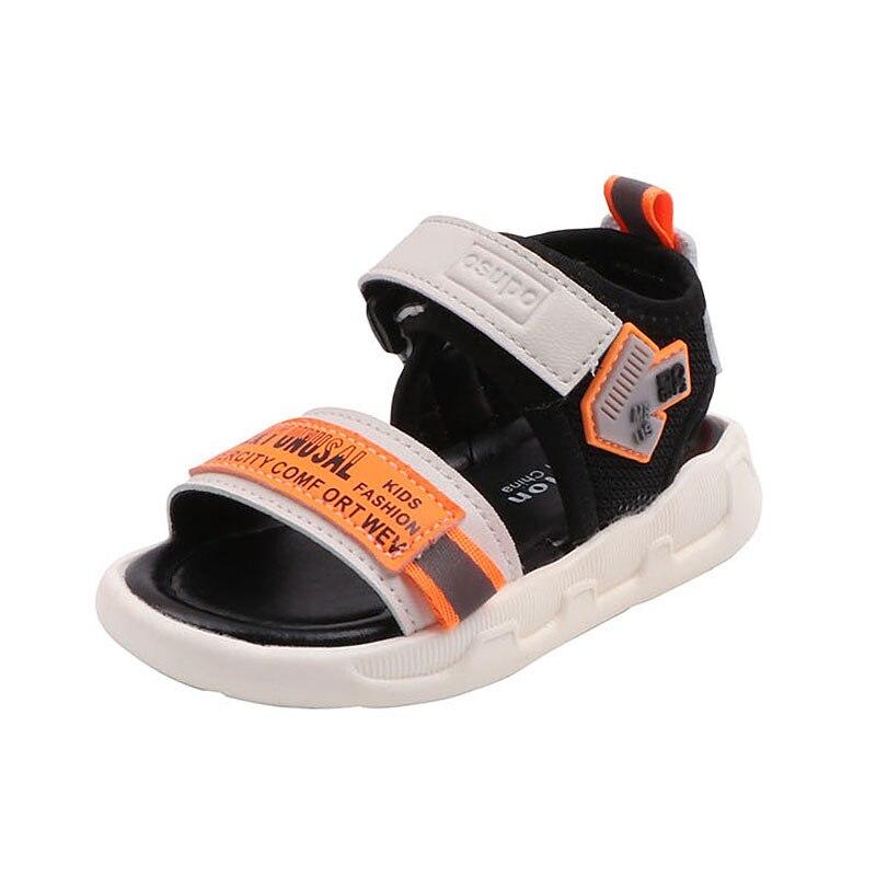 New Summer Kids Sandals Brand Toddler Boys Sandals Orthopedic Sport Baby Boys Sandals Shoes Size 21-30
