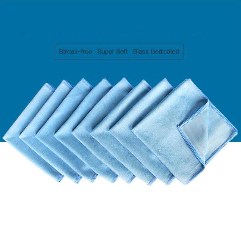 Машина для очистки, Стекло Полотенца ткань Полотенца s мыть окна полировки абсорбент лобовое стекло ткань 30 см х 30 см-1 шт.