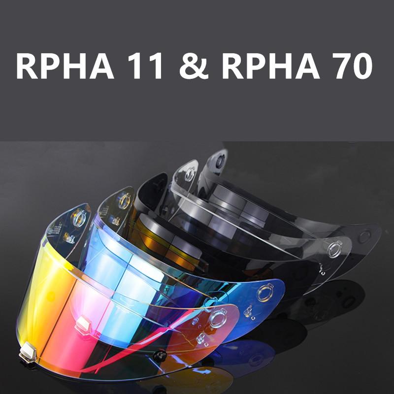 HJ-26 Venom Helmet Visor Lens for RPHA 11 & RPHA 70 Casco Moto Windshield HJ-26ST Capacete De Moto Motorcycle Accessories