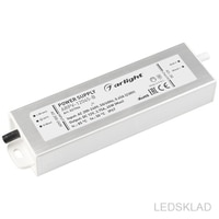 021964 power supply arpv-12045-b (12V 3.8a 45W) (ARL IP67 metal 3 years old)-1 pc Arlight