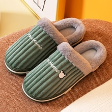 2021 New Women Fuzzy Faux Fur Slippers Fluffy Flip Flops Open Toe Cozy House Slides Soft Plush Anti-