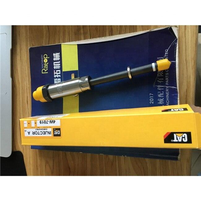 4W-7019 4W7019 قلم رصاص حاقن فوهة ل القط D9N D10N 3408 حاقن GP-FUEL