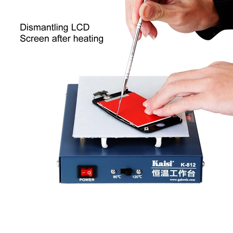 Thermostat Preheating Station Mobile Phone LCD Screen Open Separator Machine Phone Circuit Board Desoldering Station enlarge