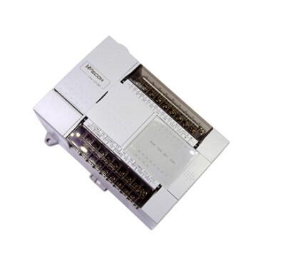 24 plc do i o lx3v 1212mt rs422 rs485 1 placa do bd apoiada