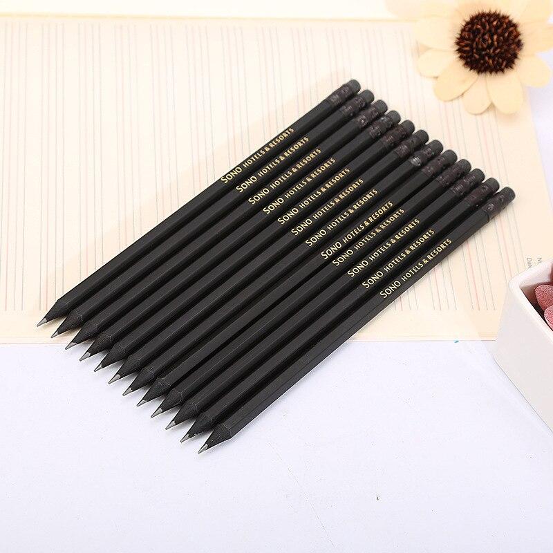 Новинка 2021, искусственная ручка HB для детей, подарок для начальной школы, товары для экзамена, оптовая продажа