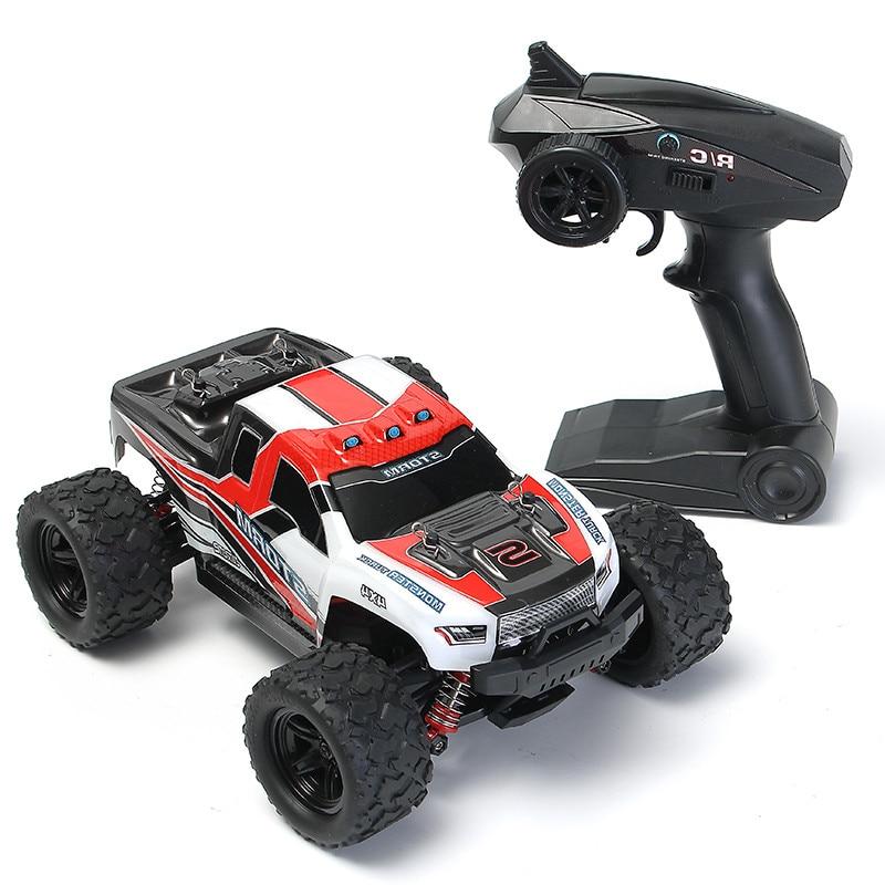 HS 18301/18302 RC voiture 118 2.4Ghz 4WD voiture radiocommandée haute vitesse grand pied RC voiture de course tout-terrain véhicule jouets pour enfants