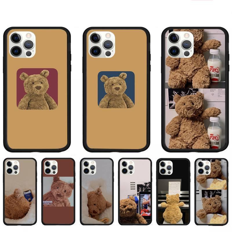 Barcelo oso casos de teléfono para Iphone 5 5 S 6 S...
