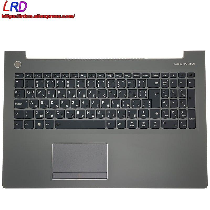 Carcasa C cubierta superior con reposamanos con teclado BG búlgaro retroiluminado para...