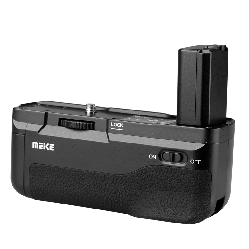 travor camera battery grip holder for sony stl a77 a77v a77ii a99ii replace vg c77am work with np fm500h battery Meike-Vertical Battery Grip for Sony Camera, MK-A6300 Multi-Power Hand Grip for Sony A6300 A6000 A6400 A6100 Camera, Works with