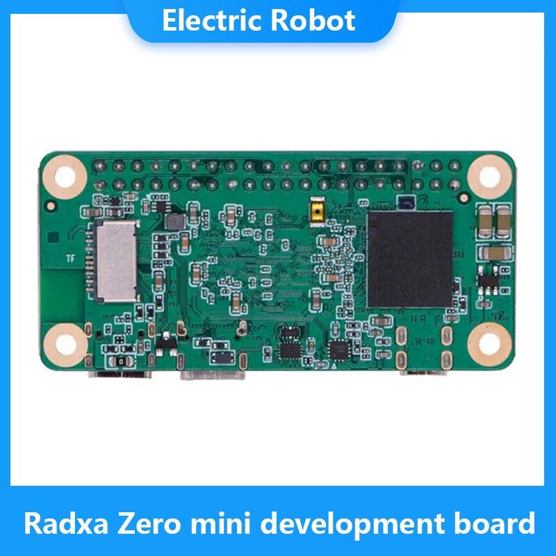 Radxa صفر رباعية النواة مجلس التنمية المصغرة ، بديل قوي لتوت العليق بي صفر ث
