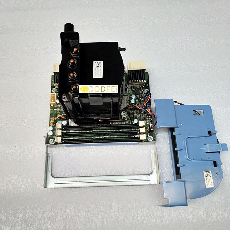 Original for Dell Precision T5500 T7500 2nd second CPU Riser expansion board Elevation card H236F F623F