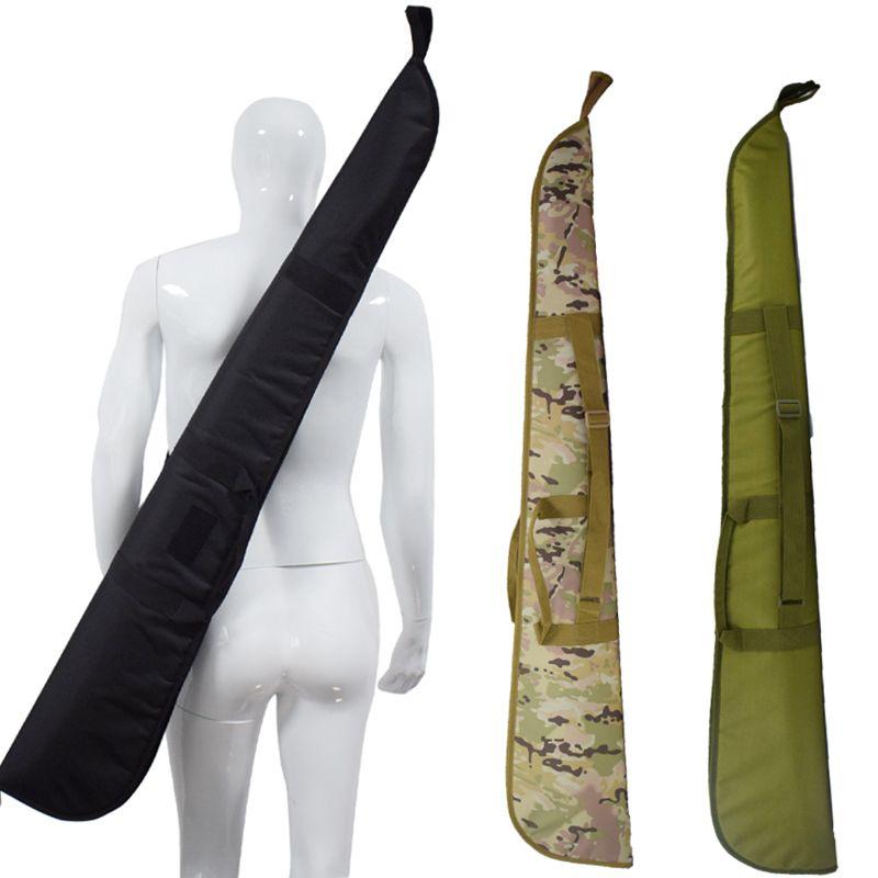 Tactical Gun Bag Heavy Duty Rifle Shotgun Gun Carry Bag Shoulder Bag Military Outdoor Hunting Protection Case Backpack Holster