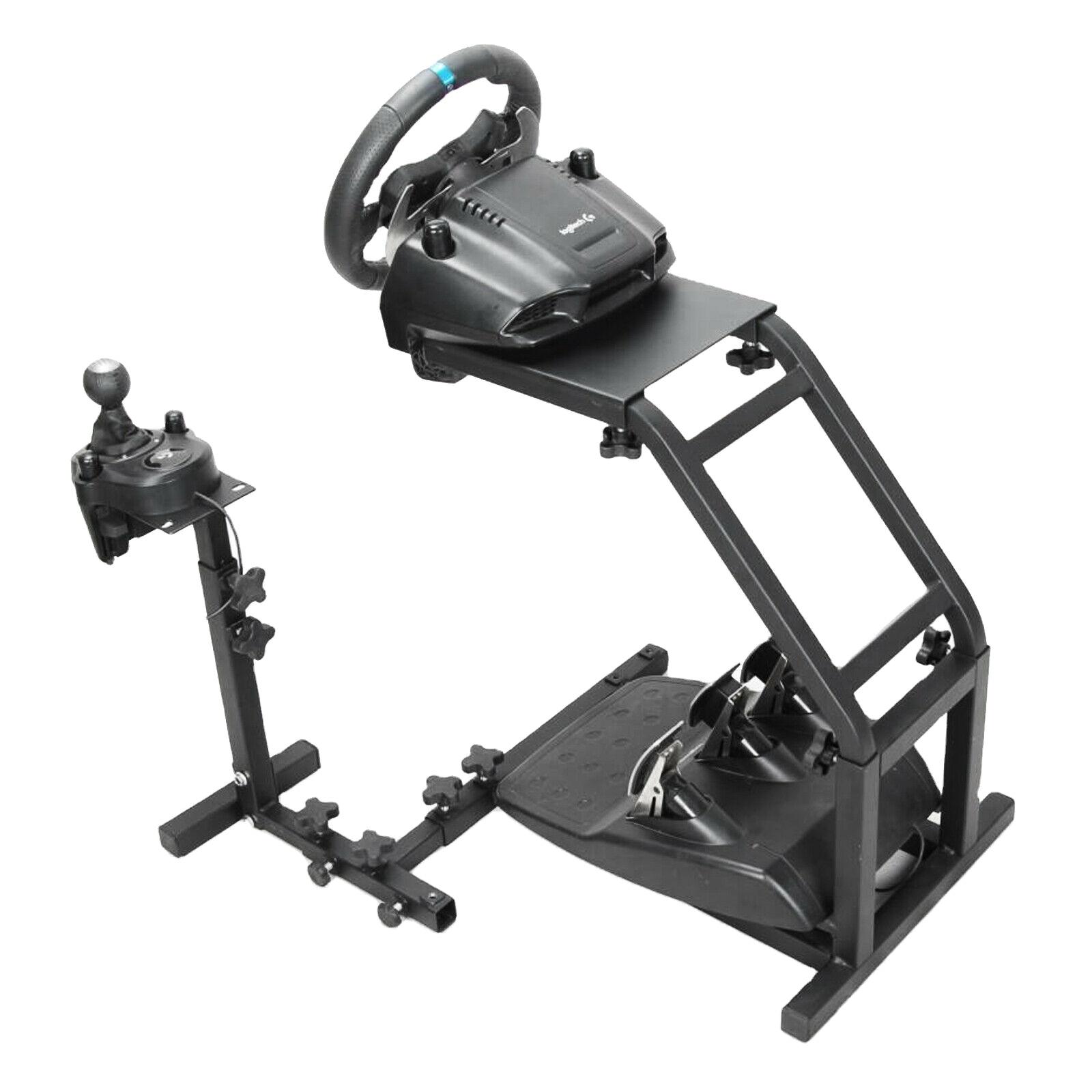 الألعاب سباق محاكاة عجلة القيادة حامل ل G27 G29 PS4 G25 T300RS T80 لعبة عجلة القيادة