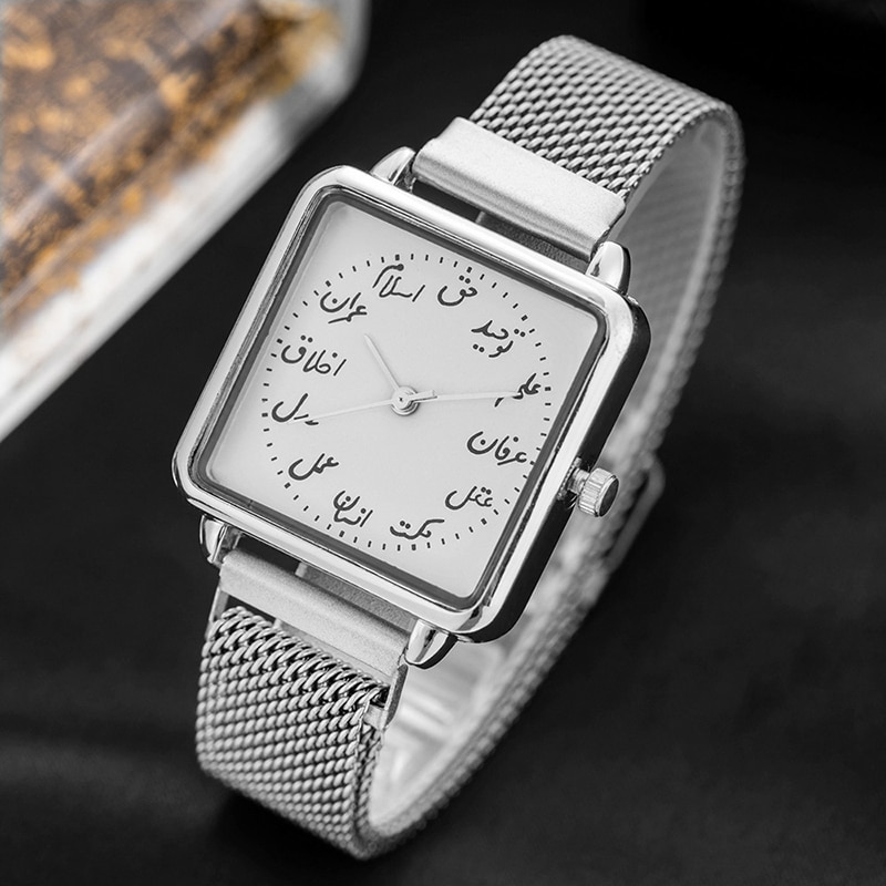 Women's Wristwatch Quartz Clock Fashion Branded Watch For Women Luxury Stainless Steel Strap Ladies Watches Gift Reloj Mujer 2020 women watches top brand luxury quartz watch leather strap fashion wristwatch for women clock ladies hodinky reloj mujer