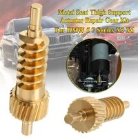 52107068045 car seat gear repair gear for bmw 5 7 series x5 x6 e60 e61 f07 f10 e65 e70 e71 durable metal car accessories
