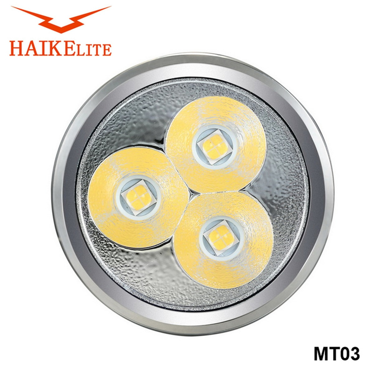 21,000 Lumens LED Flashlight Haikelite MT03 CREE XHP70.2 Rechargeable 18650 Waterproof Outdoor Camping Lamp Torch Light enlarge
