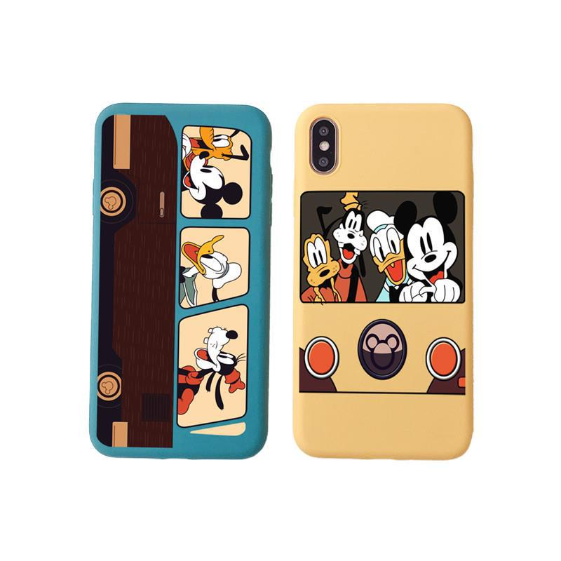 Disney original phone cover for iPhone 11 case cute Mickey phone case  - buy with discount