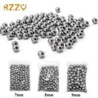 7mm8mm9mm steel bearing balls high quality pocket shot pinball for outdoor sports slingshot hunting shooting accessories