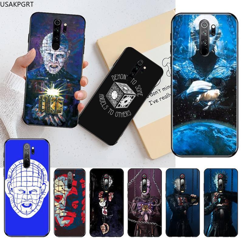 Pinhead Hellraiser luksusowy telefon etui do Redmi Note 9 8 8T 8A 7 6 6A Go Pro Max Redmi 9 K20 K30 Pro