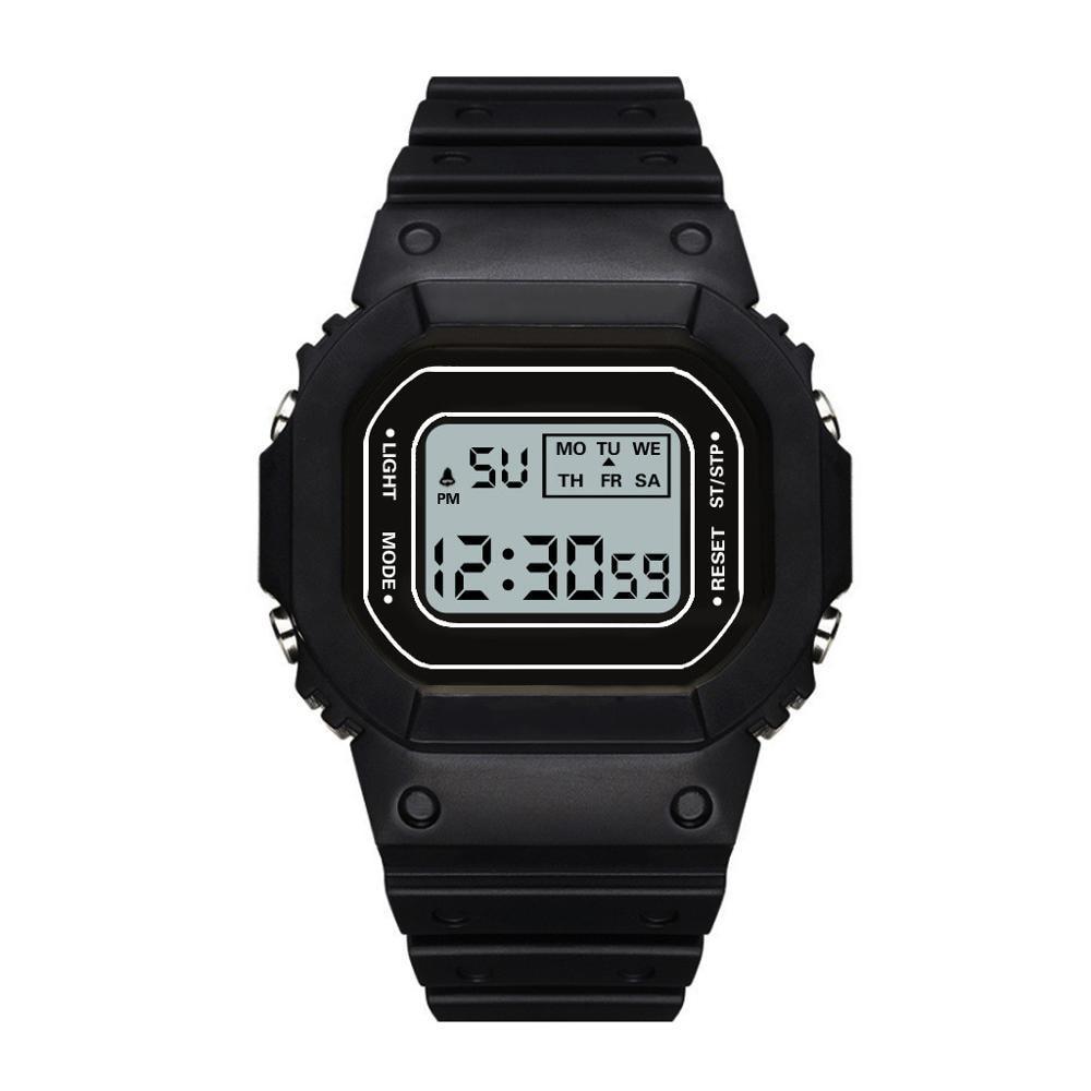 2020 Top Luxury Brand Analog Digital Led Watches Men Electronic Clock Men Military Sports Wrist Watch Relogio Masculino Reloj