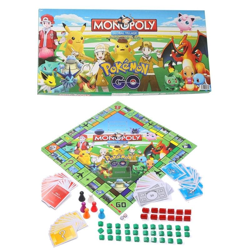Настольные игры TOMY, Покемон, английская настольная игра, семейная сборка, покемон Пикачу, аниме, настольная игра, игра для друзей, игрушка дл...