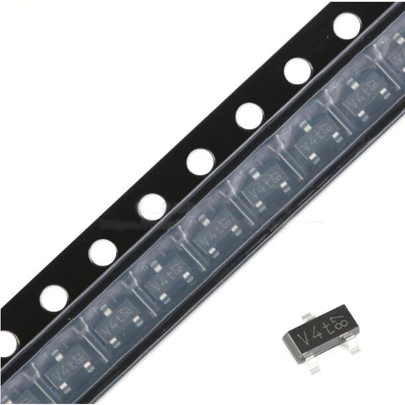 20 unids/lote PESD5V0L2BT, pantalla de seda 215 V4t SOT-23 5,0 V SMD diodo EDS nuevo y Original