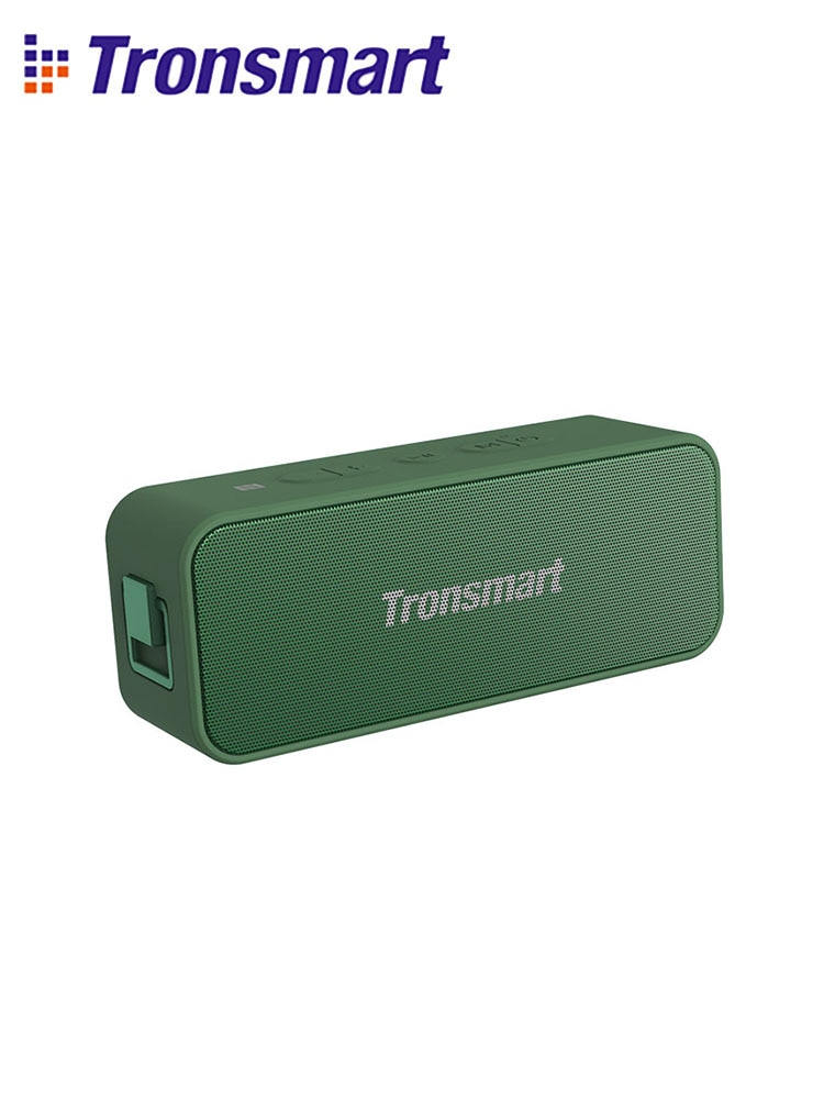 Tronsmart Element T2 Plus TWS haut-parleur Bluetooth 5.0 colonne Portable avec NFC, IPX7, Assistant vocal, Micro SD