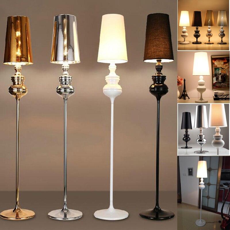 luminaria de chao classica em estilo pos moderno para o quarto lampada de suporte