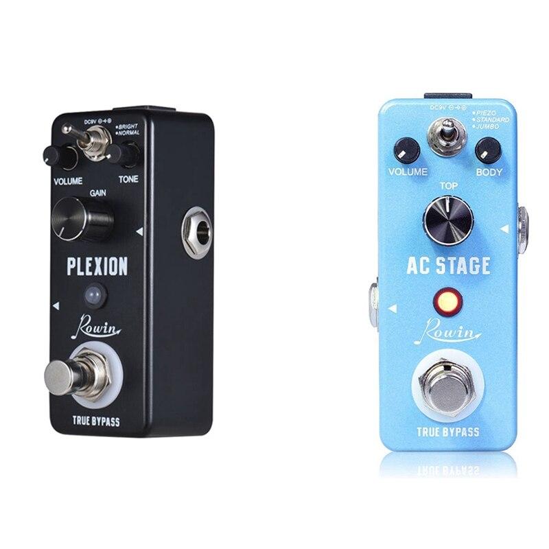 2-pcs-musical-instrument-accessories-1-pcs-plexion-distortion-pedal-1-pcs-guitar-effects