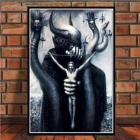 hr giger li ii alien poster wall art picture posters and prints canvas painting for room home decor %d0%ba%d0%b0%d1%80%d1%82%d0%b8%d0%bd%d1%8b %d0%bd%d0%b0 %d1%81%d1%82%d0%b5%d0%bd%d1%83 %d0%ba%d0%b0%d1%80%d1%82%d0%b8%d0%bd%d1%8b