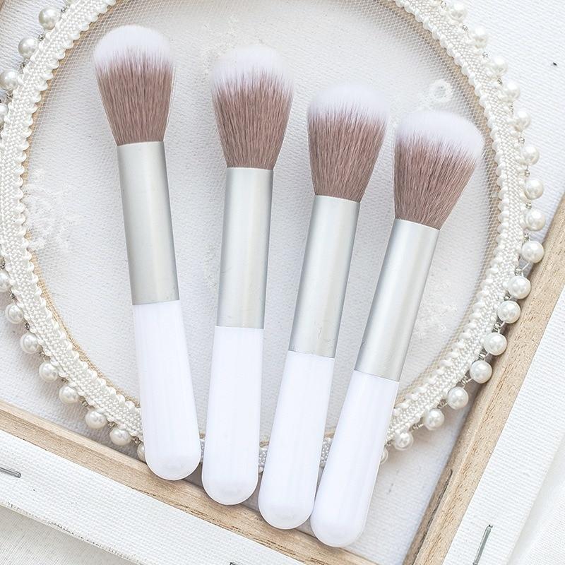 High Gloss Brush Loose Powder Brush Honey Powder Brush Makeup Brush Big Blush Foundation Lady Makeup Brush Makeup Tool Face недорого