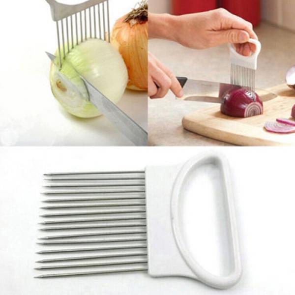 2020 овощной нож для нарезки фруктов говядины лука держатель для нарезки резак из нержавеющей стали игла для мяса