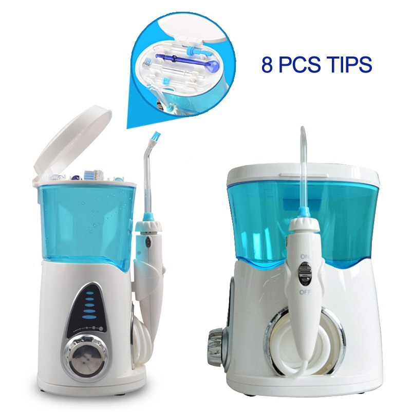 Nettoyage des dents cavité buccale irrigateur dentaire Electrico Portab Bucal eau Flosser Jet Pick soie dentaire hygiène soie dentaire pour le soin des dents